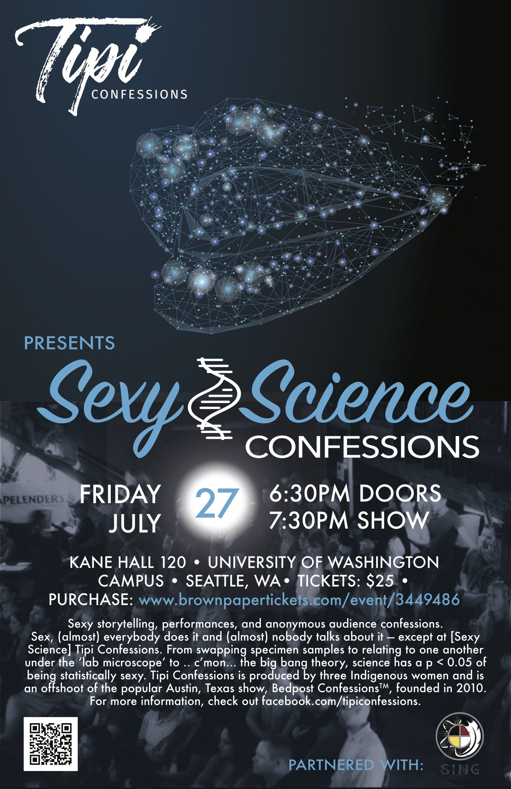 Sexy Science Confessions